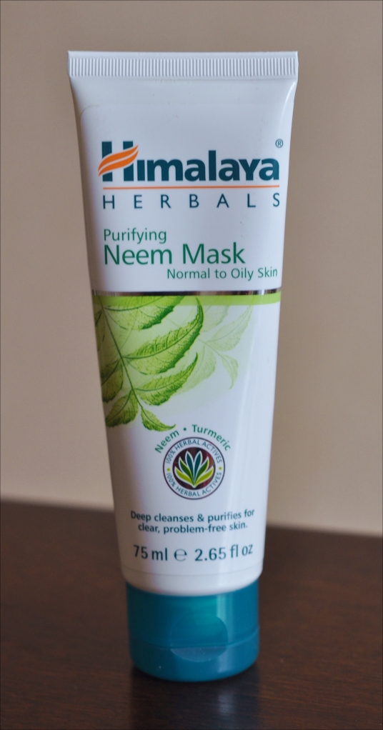 Himalaya Herbals Purifying Neem Face Mask