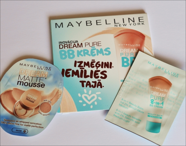 Maybelline Dream Pure BB krēms