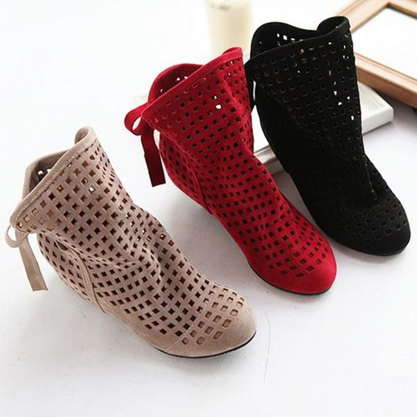 Women-sandal-boots-Roman-short-boots-short-boots-leisure-shoes-Free-shipping