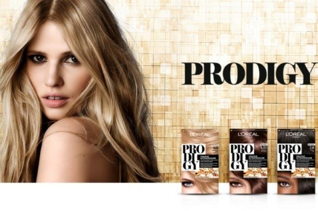 Jaunums: L'oreal Prodigy matu krāsa (piedalies izlozē un izmēģini)
